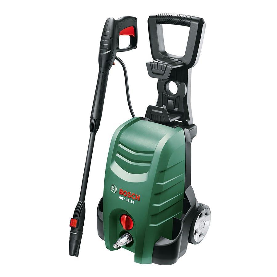 Bosch AQT 3400+ High Pressure Washer with Accessories