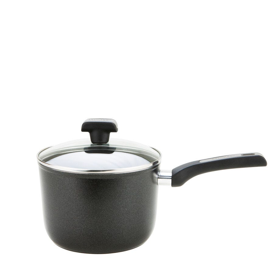 Compare retail prices of Prestige Dura Forge 18cm Saucepan - 2.8L to get the best deal online