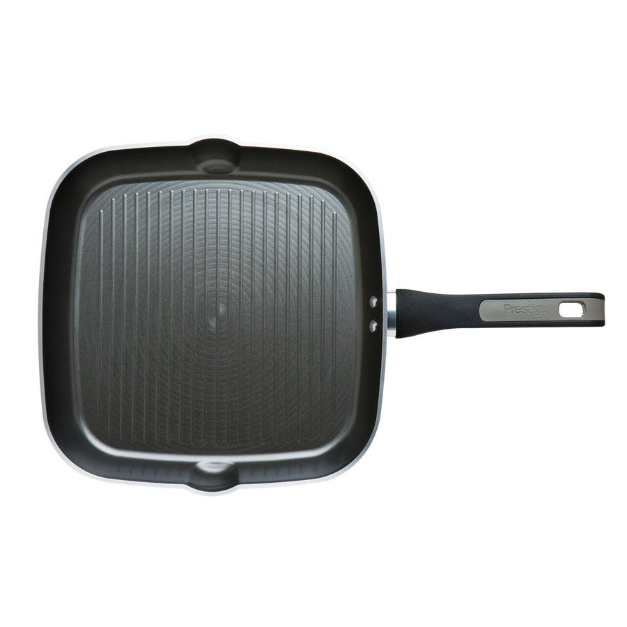 Compare retail prices of Prestige Dura Forge 28cm Square Grill Pan to get the best deal online
