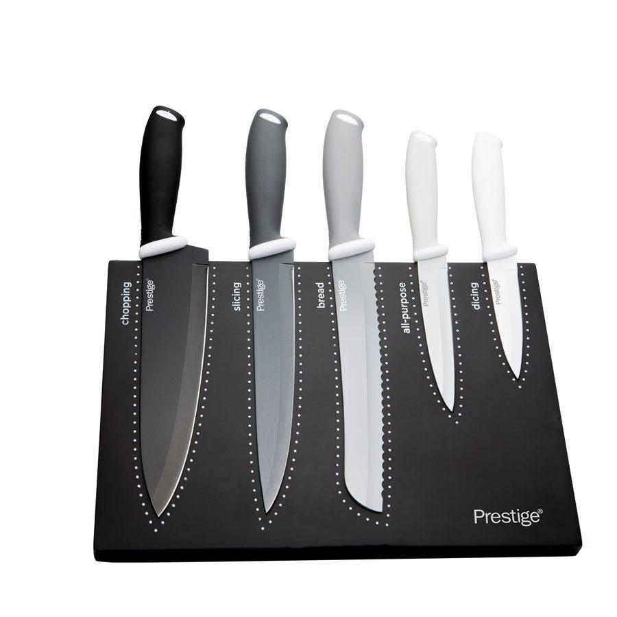 Compare retail prices of Prestige Magnetic 6-Knife Block to get the best deal online
