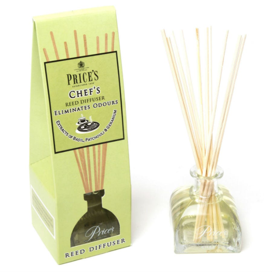 Image of Price's Chef's Reed Diffuser