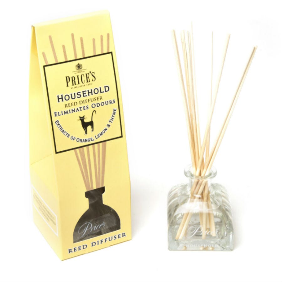 Image of Price's Household Reed Diffuser