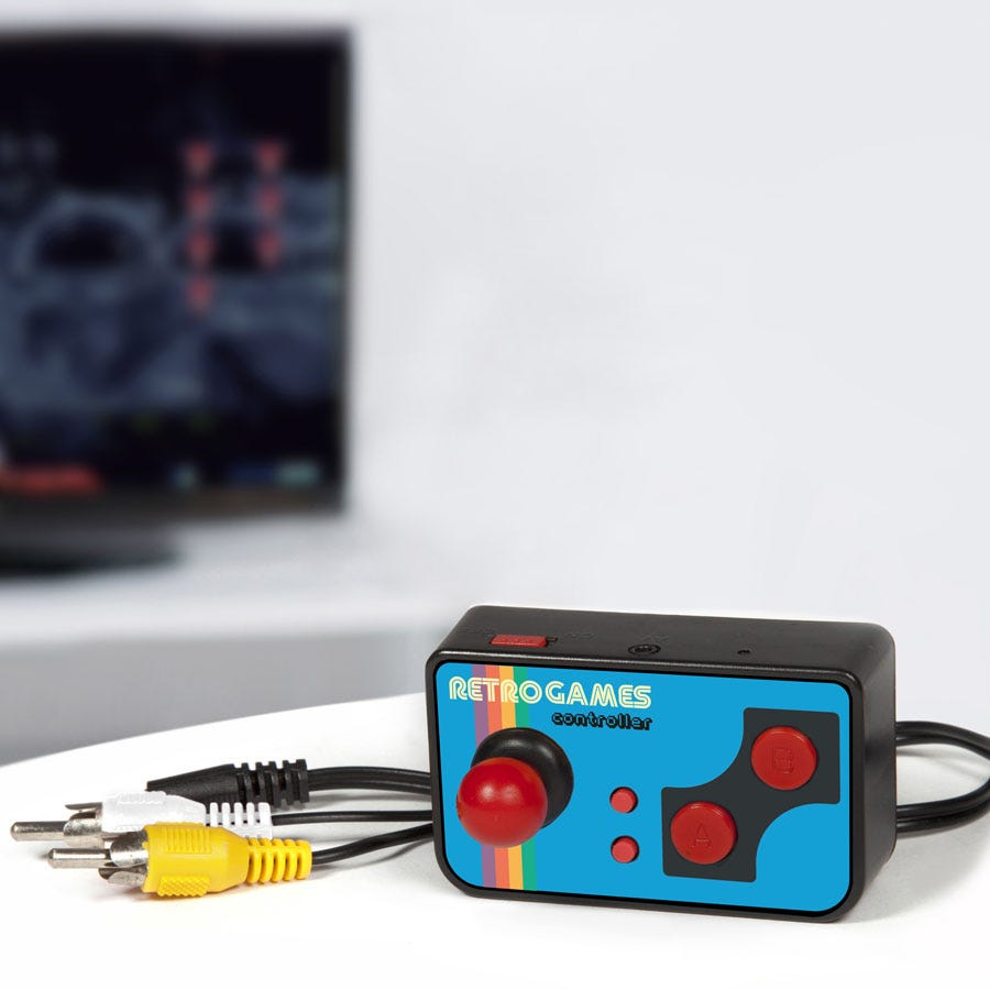 Robert Dyas Retro TV Games Controller