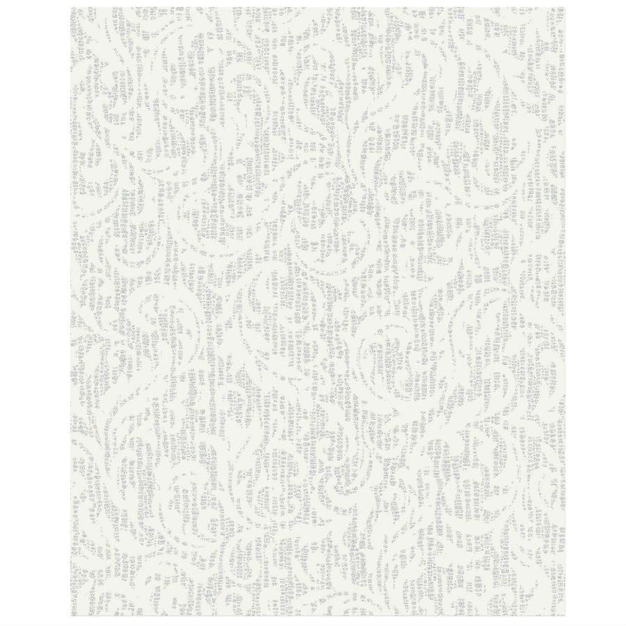 Compare prices for Boutique Cashmere Wallpaper - Silver