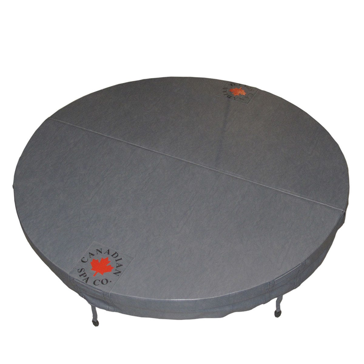 Canadian Spa Round Hot Tub Cover - Grey 203cm