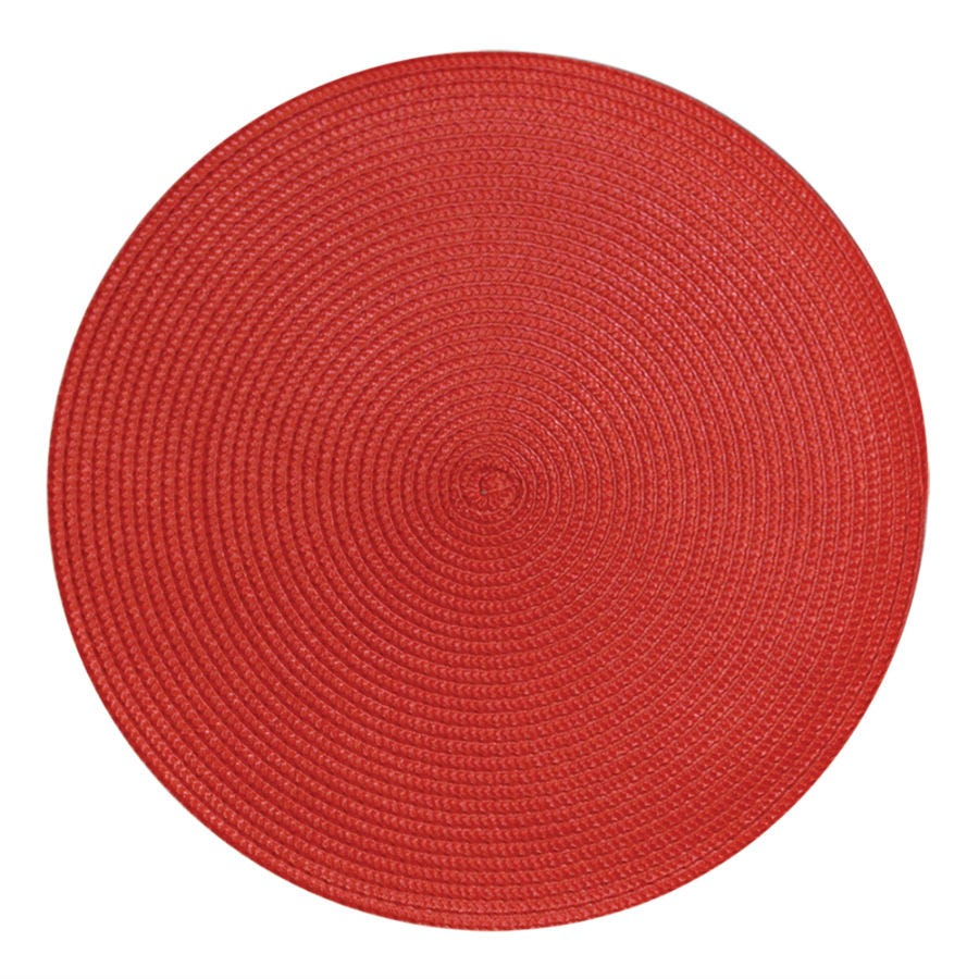 Compare prices for IStyle Round Woven Placemat