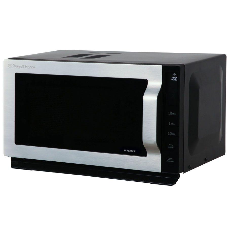 Russell Hobbs 22L Flatbed Inverter Digital Microwave