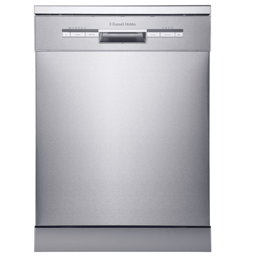 Russell Hobbs RHDW3 60cm Wide Freestanding Dishwasher - White