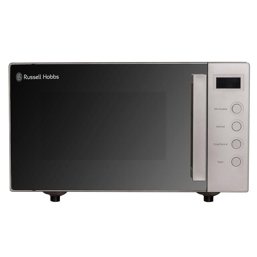 Russell Hobbs RHEM1901S 19L Easi Digital Flatbed Microwave - Silver