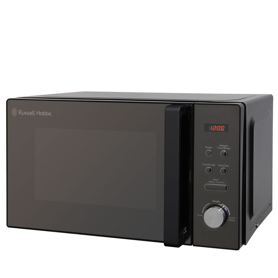 Russell Hobbs RHM2076B 800W 20L Digital Microwave - Black