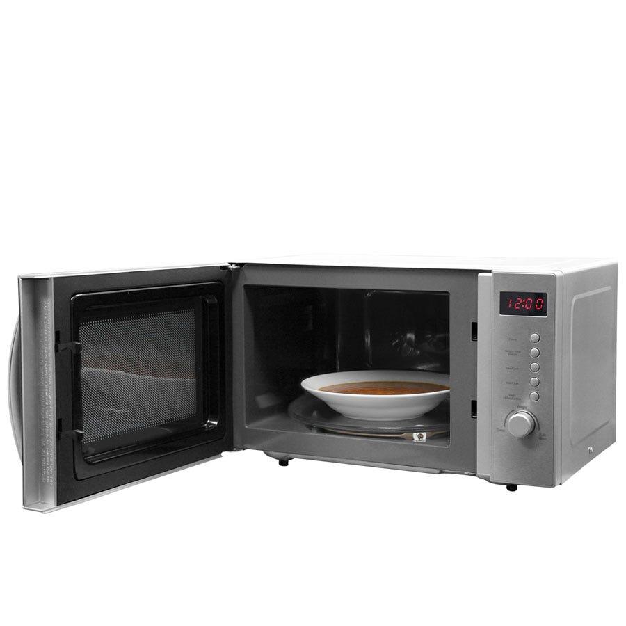 Russell Hobbs RHM2364SS 800W Digital Microwave - Stainless Steel