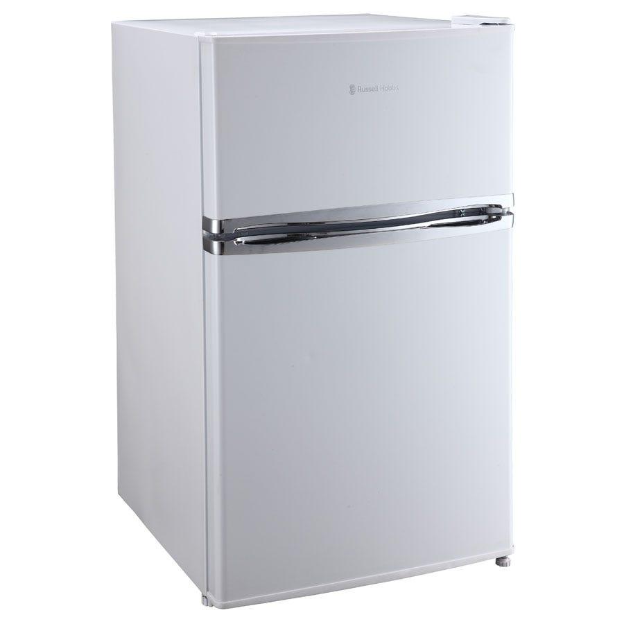 Russell Hobbs RHUCFF50W 90L Under Counter Fridge Freezer - White