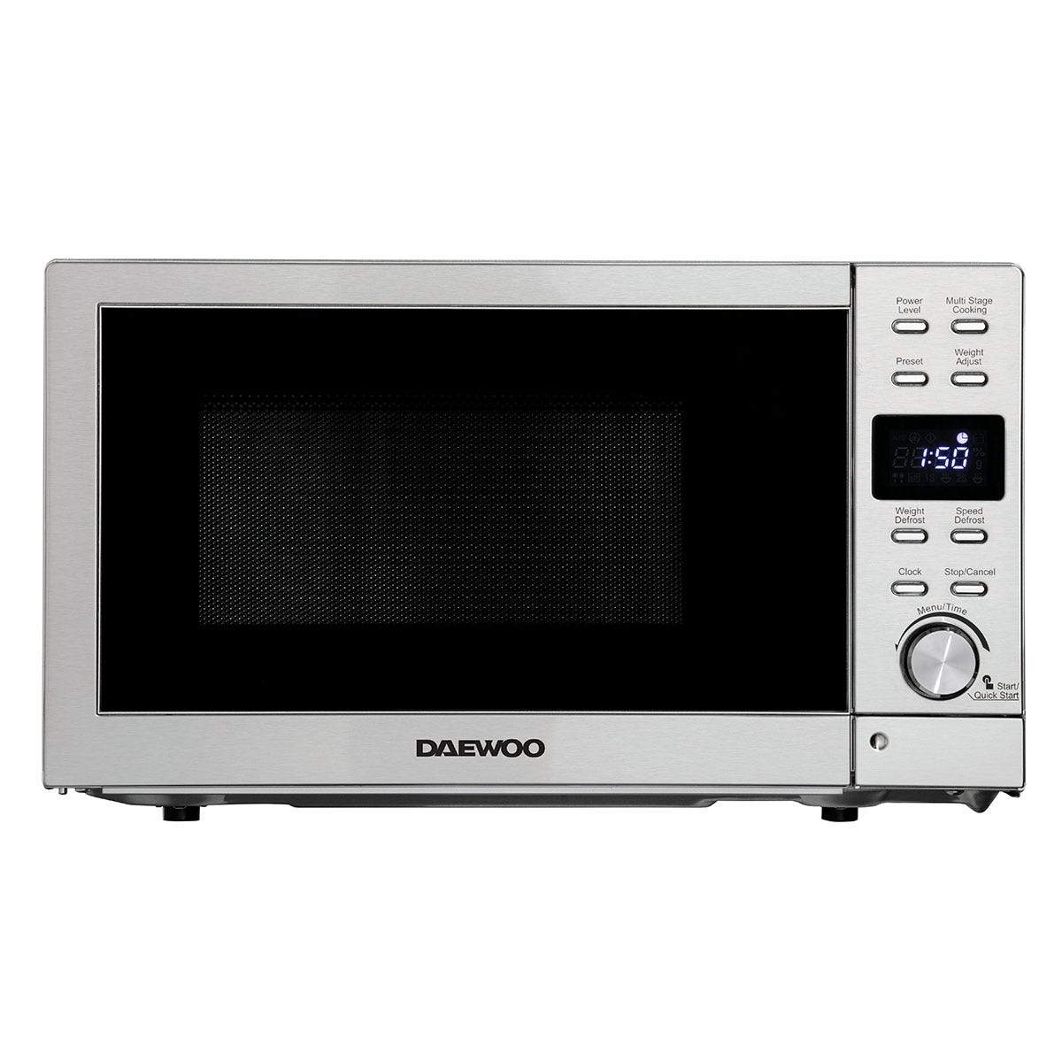 Daewoo SDA2089GE 20L 800W Microwave - Silver