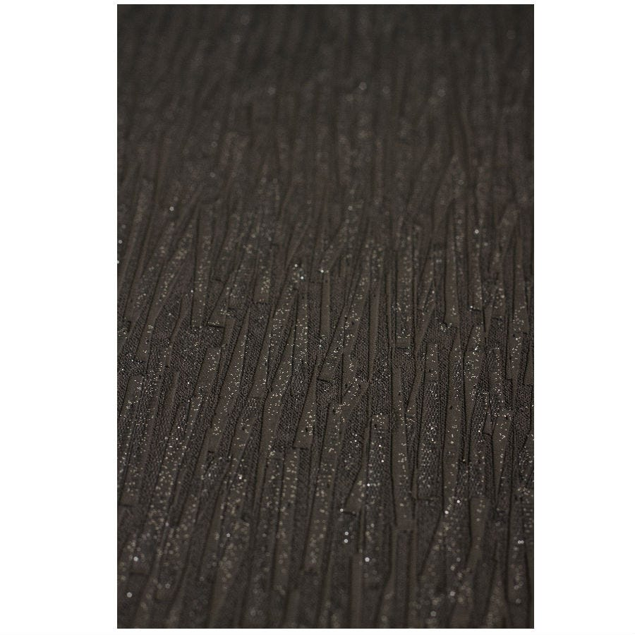 Compare prices for Graham and Brown Boutique Heston Wallpaper - Charcoal