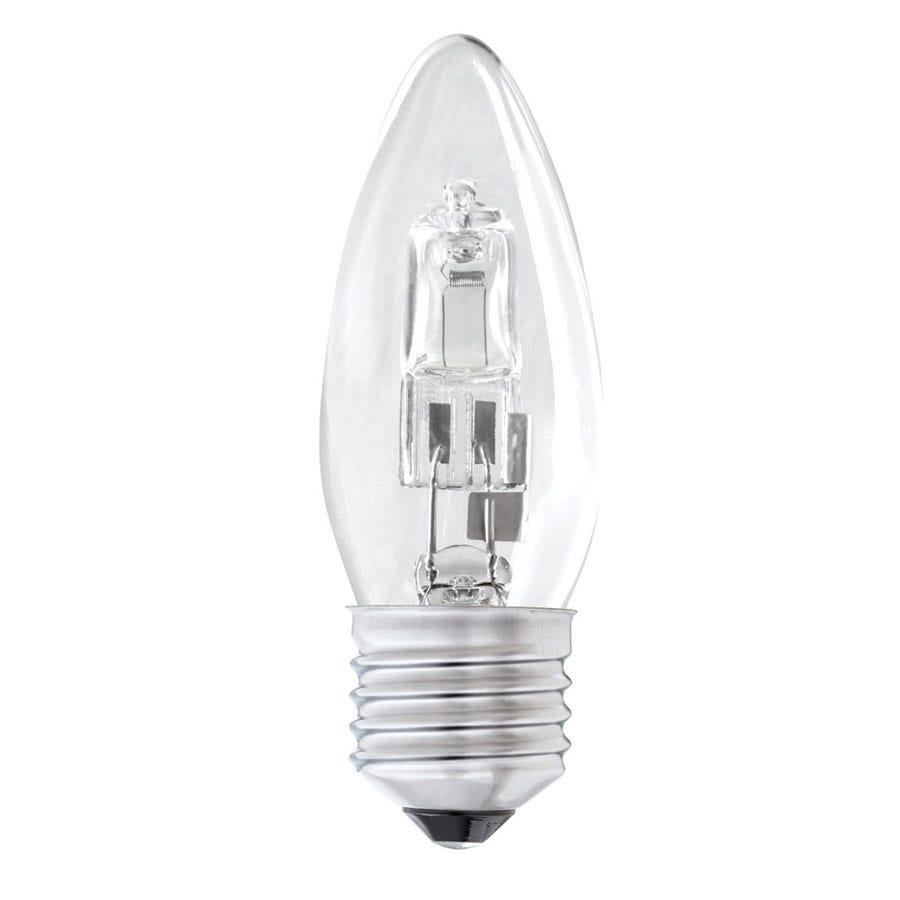 Image of Status Halogen 28W Candle ES Light Bulb