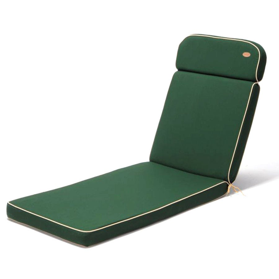 Image of Steamer Lounger Cushion – Forest Green