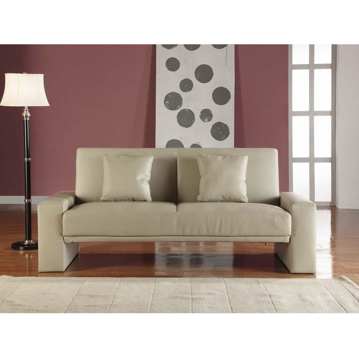 Sydney Sofa Bed - Cream