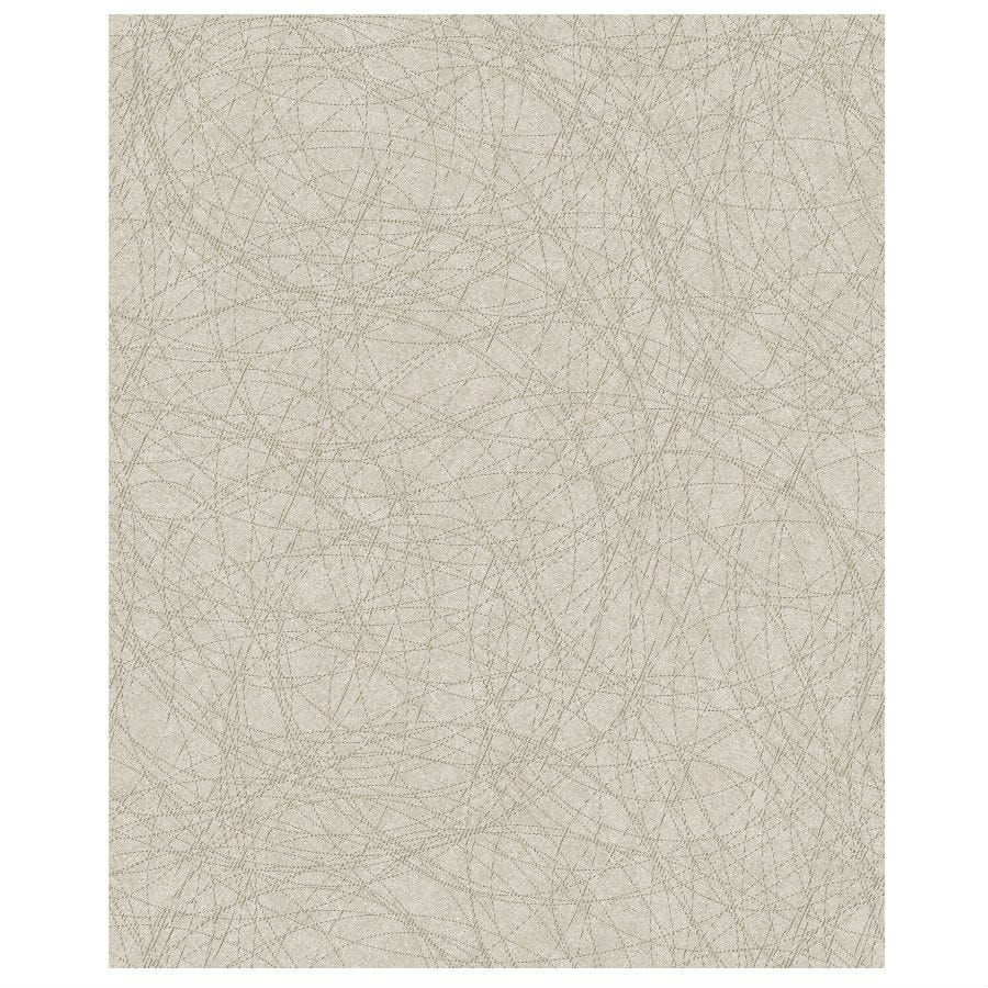 Compare prices for Boutique Twist Wallpaper - Taupe / Silver