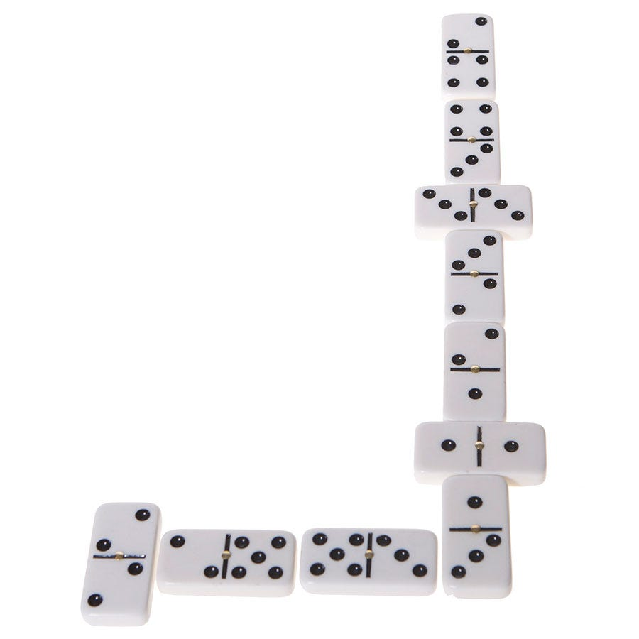 Compare prices for Lagoon Dominoes
