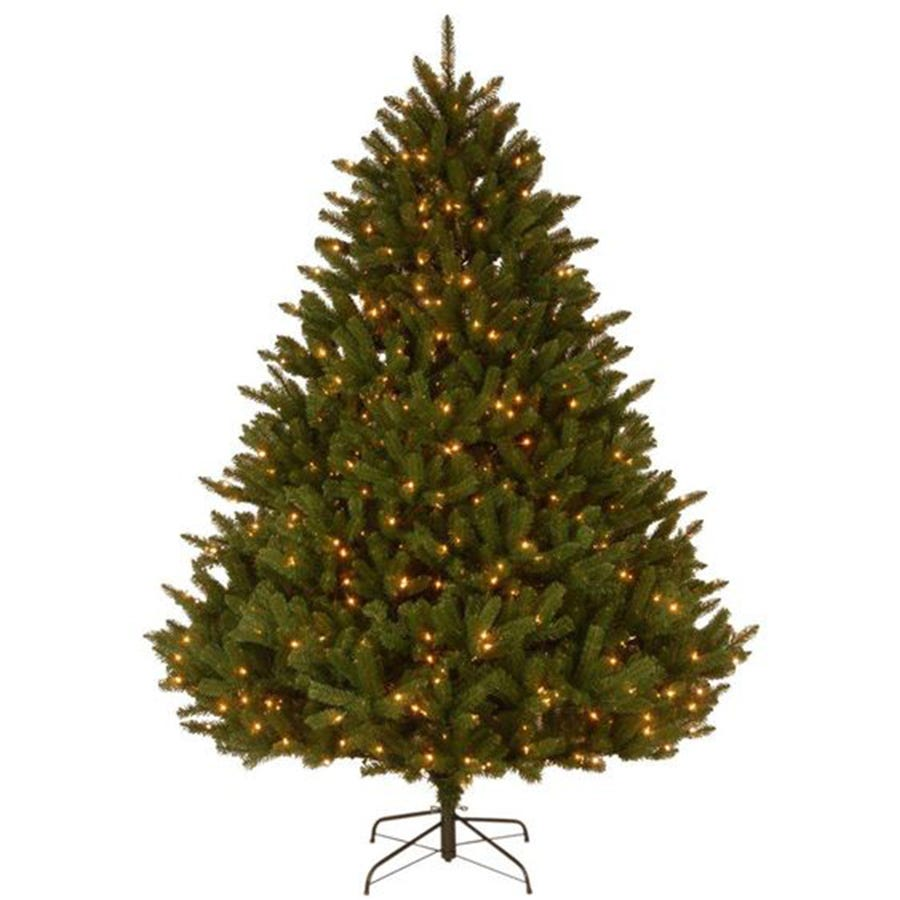 Compare prices for National Tree Company Venetian Fir Christmas Tree - 7ft
