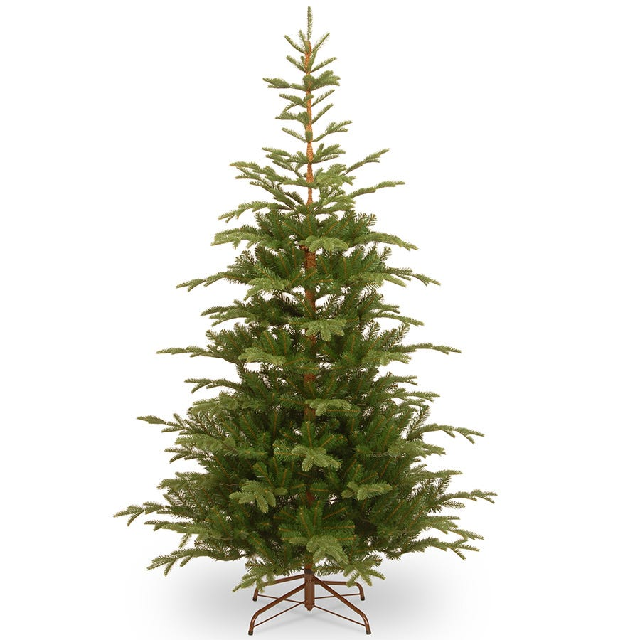 Compare prices for National Tree Company Norwegian Spruce Christmas Tree - 7.5ft