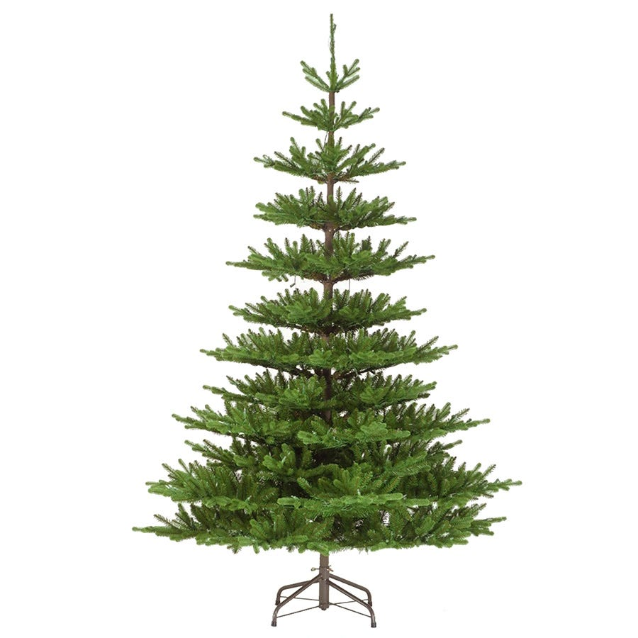Compare prices for National Tree Company Imperial Spruce Christmas Tree - 7.5ft
