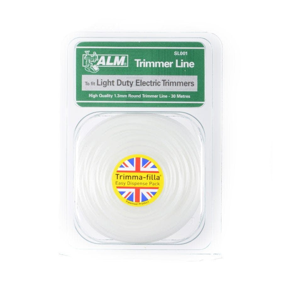 Compare cheap offers & prices of ALM 30m Electric Trimmer 1.3mm Replacement Spool manufactured by ALM