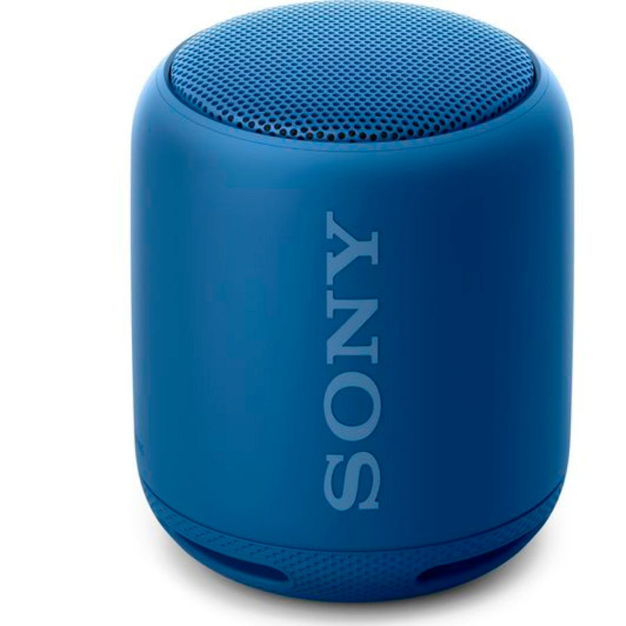 Sony Extra Bass Bluetooth Speaker - Blue