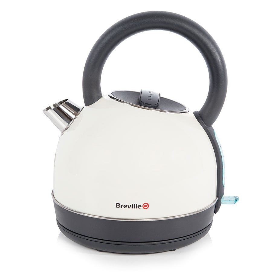 Compare prices for Breville 1.7L Traditional Cordless Kettle - Cream
