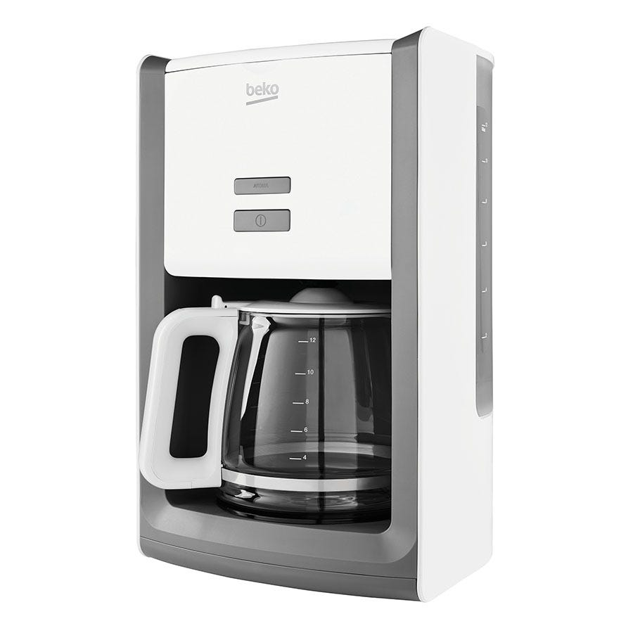 Image of Beko Sense Filter Coffee Machine - White
