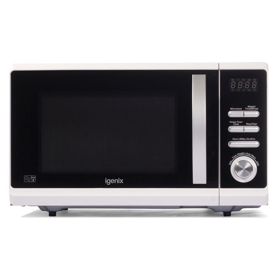 Igenix IG2380 23L White Digital Microwave