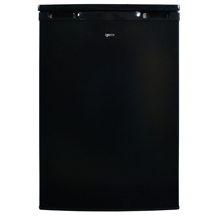 Igenix IG255B 133L Under Counter Larder Fridge - Black