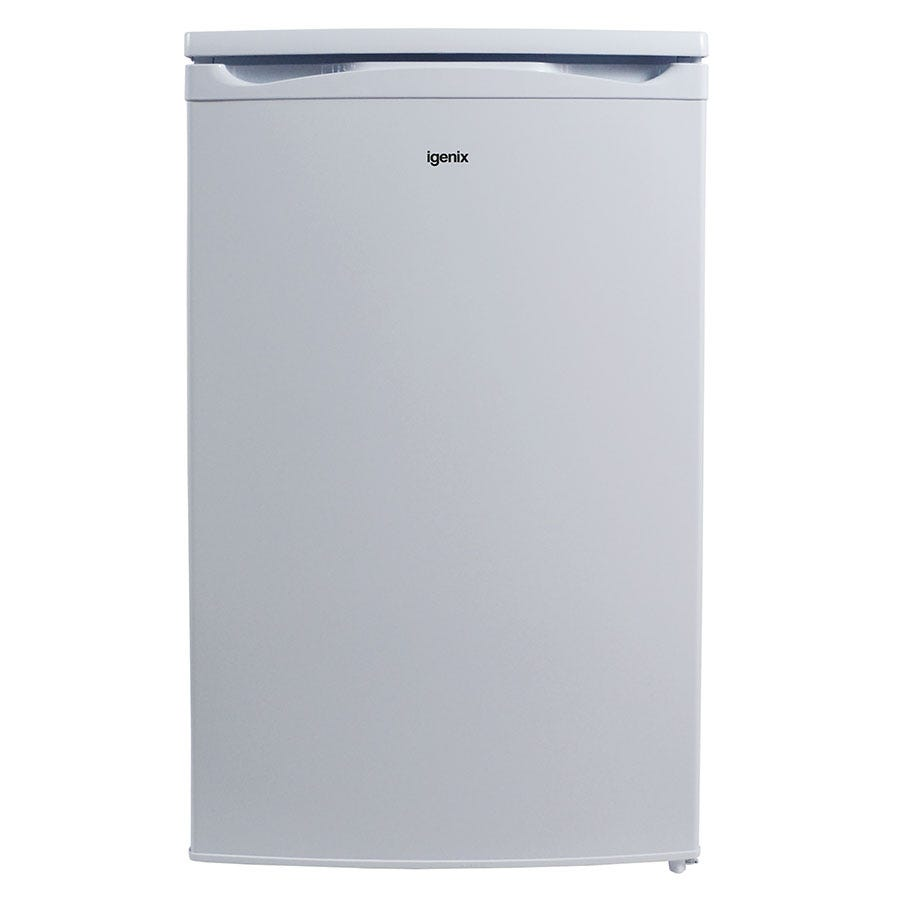 2000 Igenix IG350R 102L Under Counter Fridge with Ice Box - White