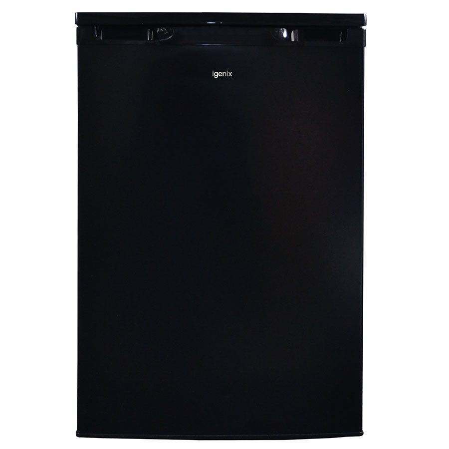Igenix IG355B 93L Under Counter Freezer - Black