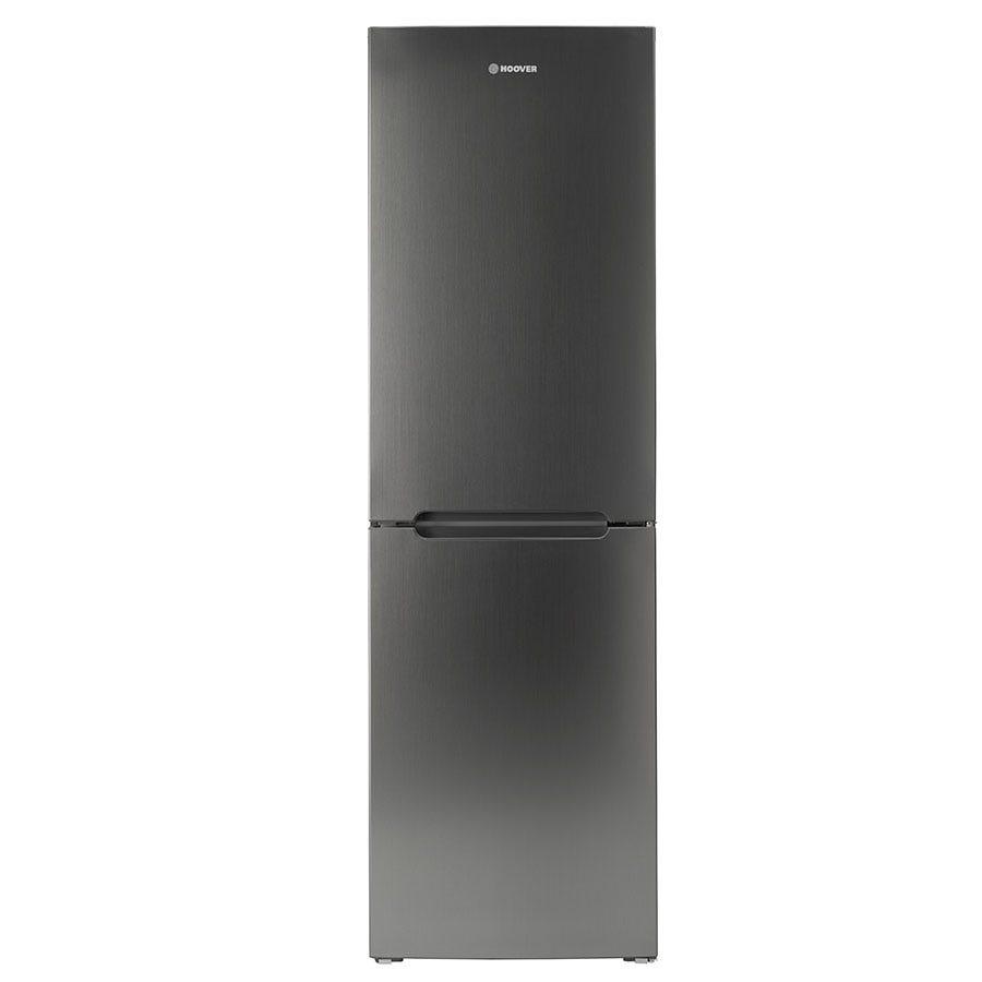 Hoover HCF5172XK Frost Free 242L 50/50 Fridge Freezer - Stainless Steel