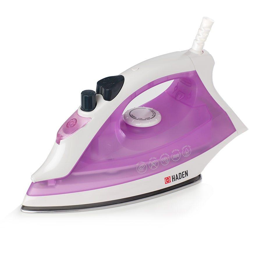 Haden 182753 Power Steam Pro 2400W Iron - Pink