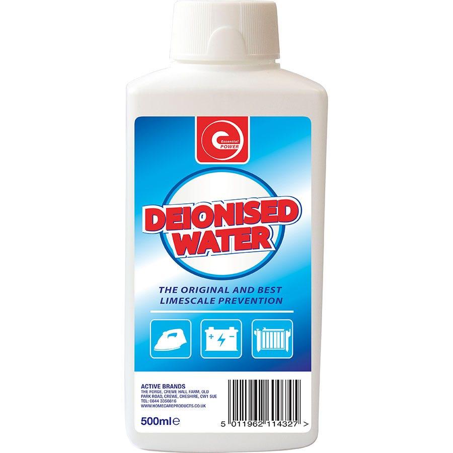 Image of Homecare Essentials Deionised Water 500ml