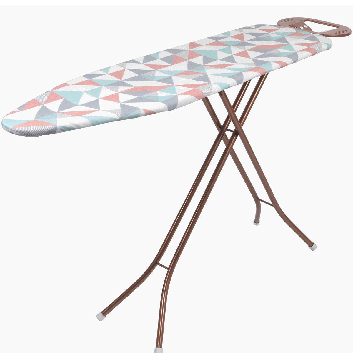 Image of Beldray Glisten Foldable Ironing Board - Rose Gold