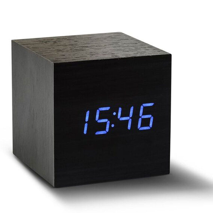 Compare prices for Gingko Click Clock Cube Interactive LED Alarm Clock