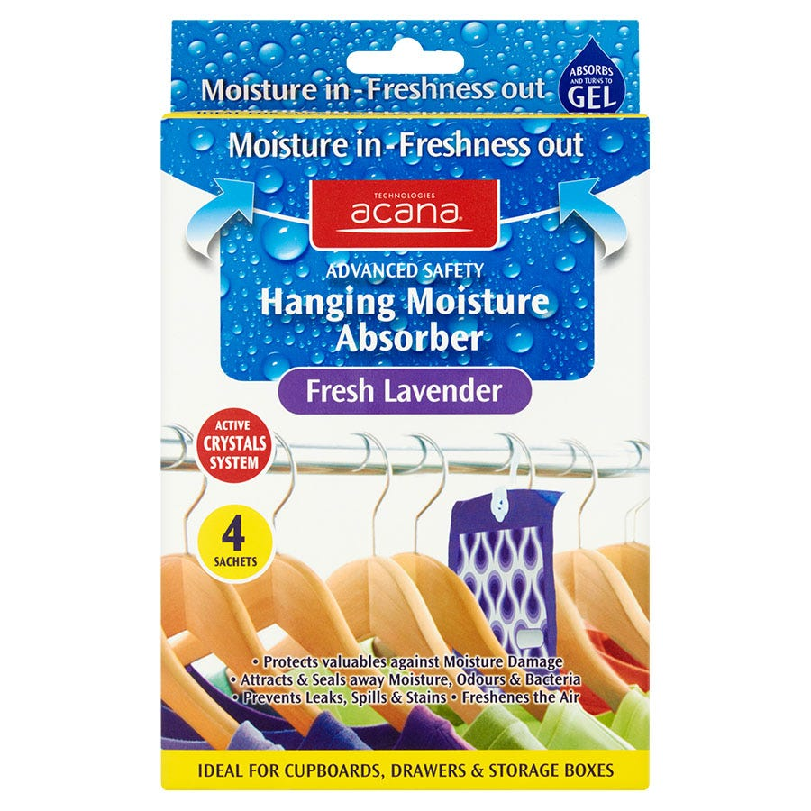 Acana Hanging Moisture Absorber - Lavender