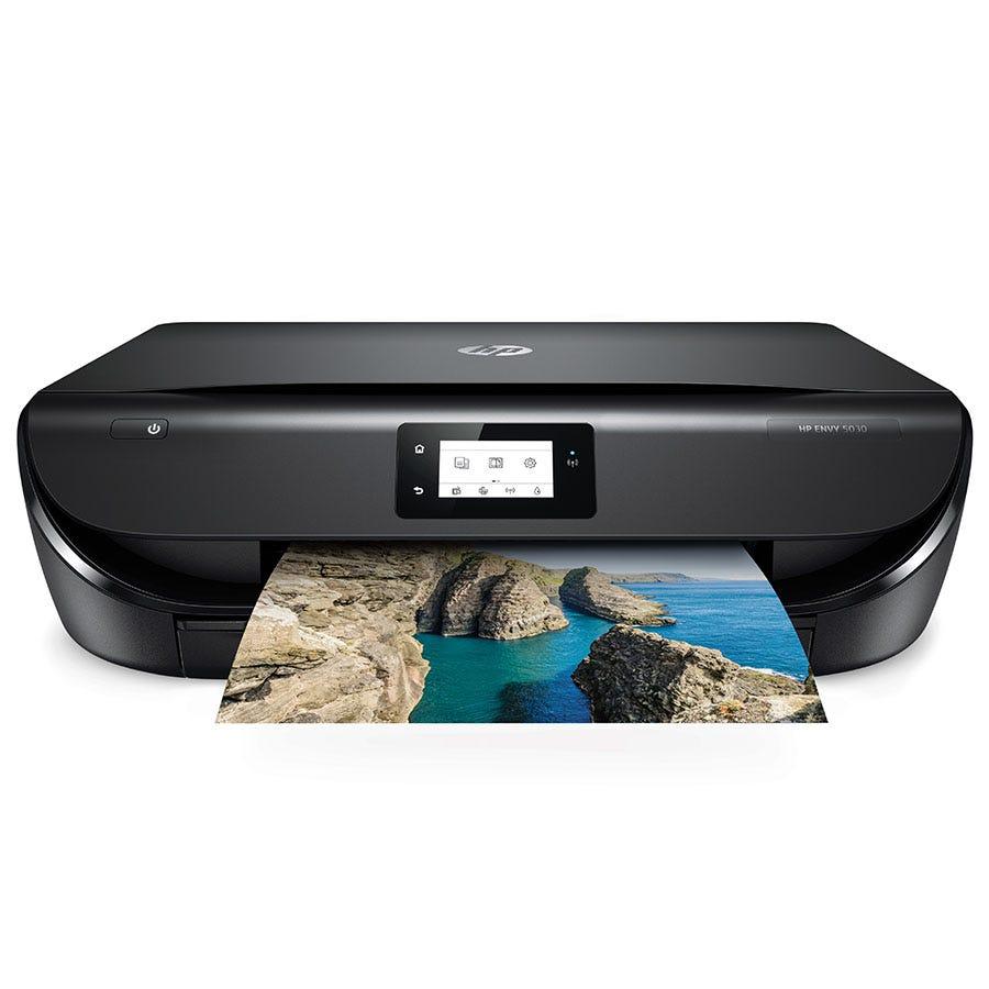 HP ENVY 5030 All-in-One Wireless Printer - Black