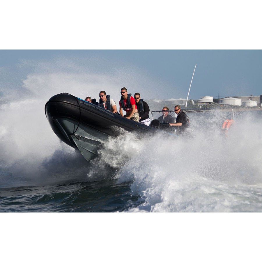 Buyagift 90 Minute Extreme RIB Adventure Experience - Half Price Special Offer