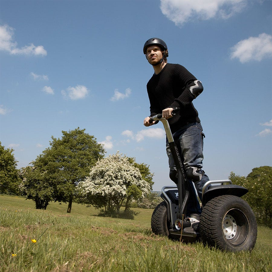 Buyagift Smartbox 2 for 1 60 Minute Segway Weekround Experience
