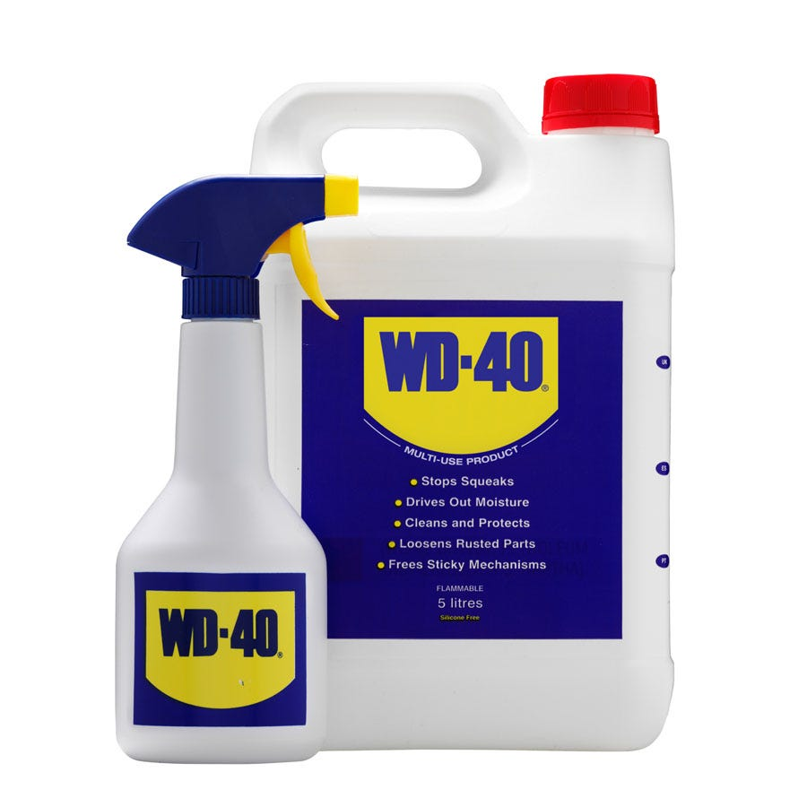 Image of WD-40 – 5L