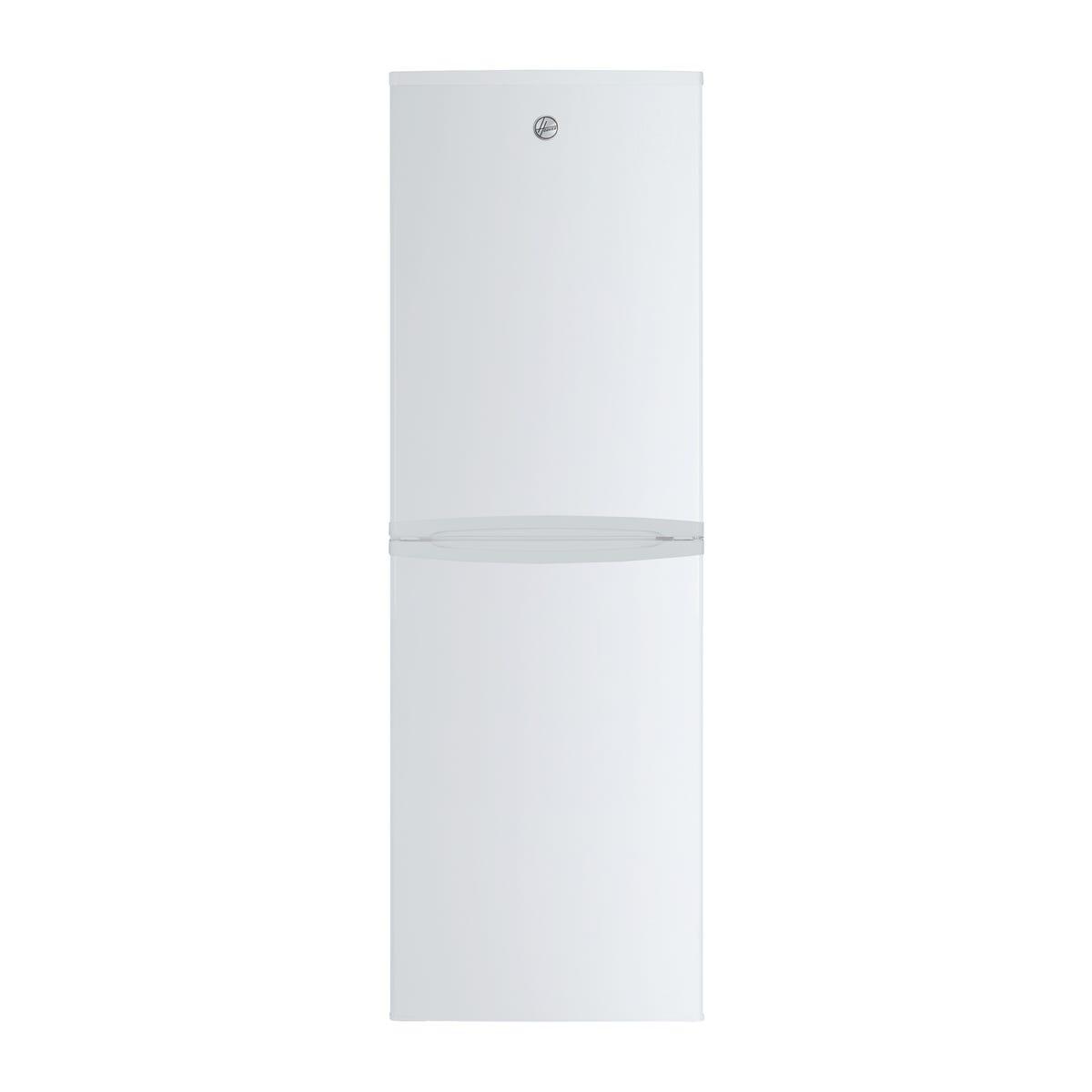 Hoover HSC 577WKN 138L/110L Freestanding Static Fridge Freezer - White