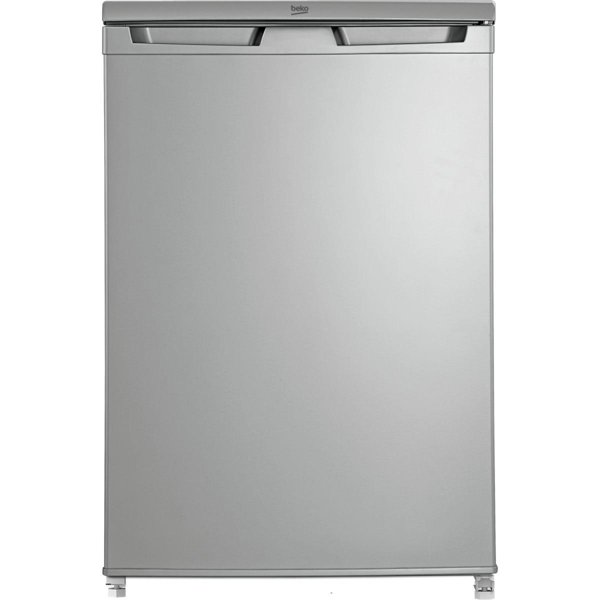 Beko UR4584S 101L Static Undercounter Fridge Freezer - Silver