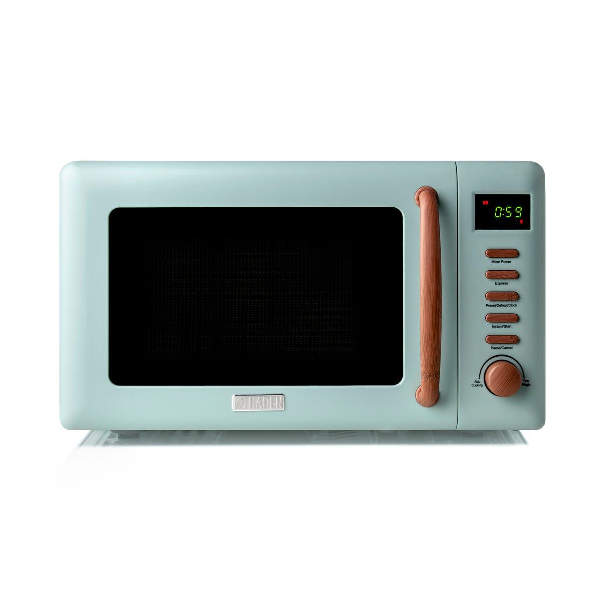 Haden 201294 Dorchester 20L 800W Microwave - Sage Green
