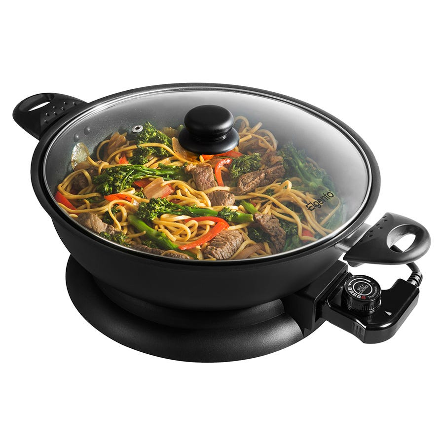 Compare retail prices of Elgento Electric Wok to get the best deal online