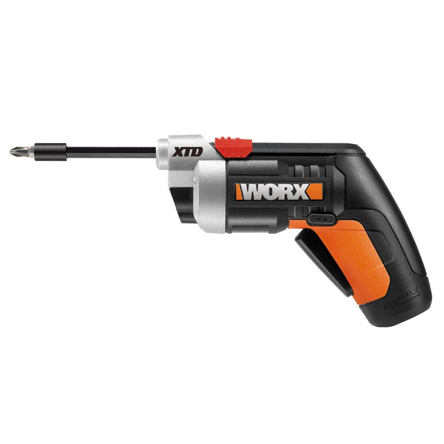 Compare prices for Worx XTD 4 Volt Li-Ion Extending Cordless Screwdriver