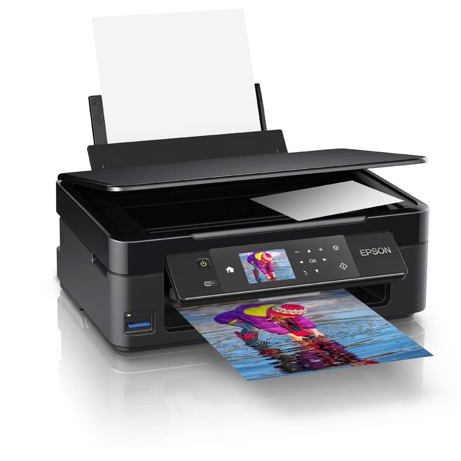 Epson Expression Home XP-452 InkJet Wireless Printer